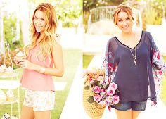 Lauren Conrad summer style