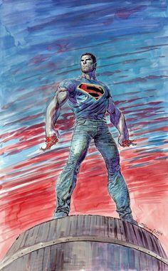 Superman New Costume by ardian-syaf on DeviantArt