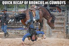 18 Best Memes of the Denver Broncos Shutting Down Ezekiel Elliott, Dak Prescott & the Dallas Cowboys