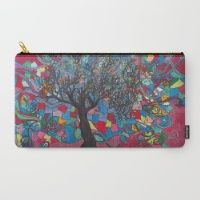 Design your everyday with carry-all-pouches you'll love. Store everything from makeup to iPads in pouches featuring designs from independent artists. Pouches, Carry On, Artist, Party, Bags, Design, Handbags, Fiesta Party, Hand Luggage