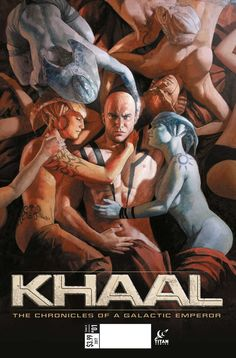 Images: Titan Comics Khaal #1 Preview. spoiler free comic book news from the movie sleuth.