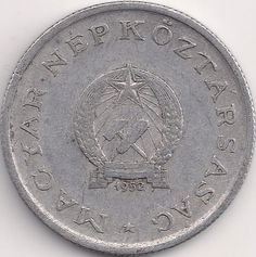 Motivseite: Münze-Europa-Mitteleuropa-Ungarn-Forint-1.00-1949-1952