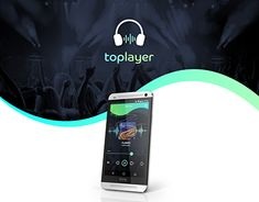 """Toplayer UI/UX android app"""""""