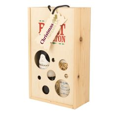 G25 Port and Stilton #gift with a print #Christmas cracker tag