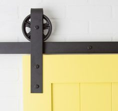Vintage Strap Barn Door Hardware