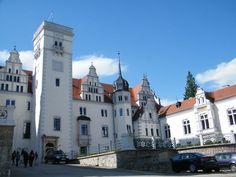 Castle Boitzenburg Uckermark, Germany