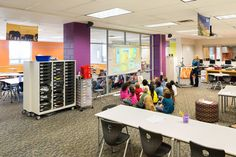 2nd Grade Learning Studio North Park Elementary School Columbia Heights Public Schools Columbia Heights, MN
