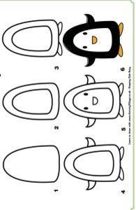 easy drawings for kids / easy drawings . easy drawings for beginners . easy drawings step by step . easy drawings for kids . easy drawings for beginners step by step . easy drawings for beginners simple . Drawing Videos For Kids, Easy Drawings For Kids, Drawing Lessons, Cute Drawings, Animal Drawings, Art Lessons, Art For Kids, Drawing Ideas, Drawing Simple