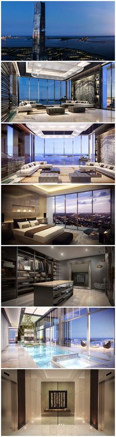 The Carlos Ott Penthouse @EchoBrickell Miami