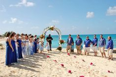 Our Wedding Collection Darker Blue Beach With Pj One Of Venues