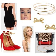 High Roller | set by alexie-newman | polyvore.com