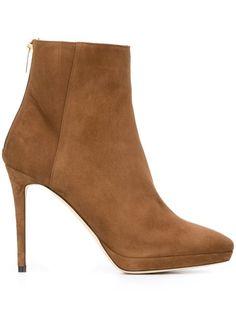 JIMMY CHOO 'Harvey 100' Ankle Boots. #jimmychoo #shoes #boots