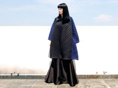 Issey-Miyake-Ombre-Coat