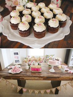 {French Inspired} Pink Baby Shower // Hostess with the Mostess®