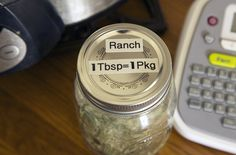 If your family is anything like mine, you use those little ranch seasoning packets pretty regularly. I have a pile of recipes that call for...