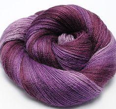 Gradient Yarn, Alpaca / Silk ,95 gr