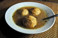 Matzo Ball Soup | 26 Vegan Versions Of Your Favorite Comfort Foods