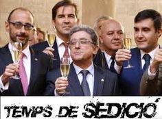 Aquesta setmana hem viscut molt probablement la prèvia del que s'esdevindrà massivament durant les setmanes vinents. A compte d'una suposada investigació per corrupció, la Guàrdia Civil ha organitzat una de les escenificacions de poder a les quals s'hi ha aficionat darrerament a Catalunya. L'actitud dels consellers Turull i Mundó i de la presidenta Forcadell, però, suposa un abans i un després. S'ha acabat plegar-se, no més humiliacions. I la policia espanyola esperant dur...