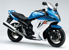 2013 Suzuki GSX650F - Sweet Ride!