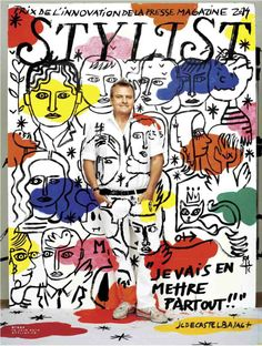Craquez & Shoppez la couv' du #stylist sur Modaclic.fr #nike #castelbajac #modaclic