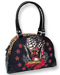 Leopard Bowling Bag Glory Bound