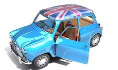 Mini Cooper 1959 3D object download