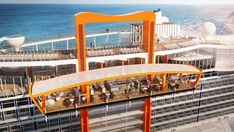 Celebrity Cruises has revealed what we really wanted to know about the upcoming Celebrity Edge cruise ship, a new generation vessel coming in 2018.