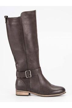 Klasické béžové čižmy CnB 439-PG-BR Riding Boots, Platform, Shoes, Fashion, Horse Riding Boots, Moda, Zapatos, Shoes Outlet, Fashion Styles