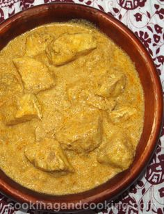 Chicken Masala Stew Recipe