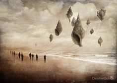 floating giants - christian schloe