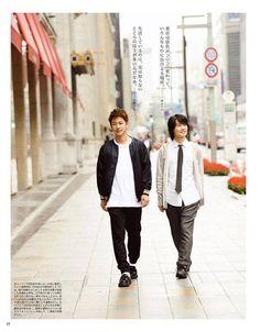 UNION — takeruzone:   Sato Takeru and Kamiki Ryunosuke for...