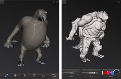 Introducing 123D Creature - SketchBook -