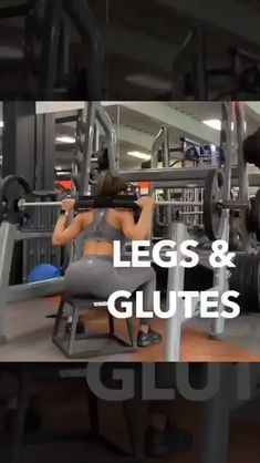 Killer lower body workout routine with weights to target your legs and glutes. Fitness Workouts, Easy Workouts, At Home Workouts, Fitness Tips, Fitness Motivation, Leg Butt Workout, Leg Day, Thigh Exercises, Gym Time