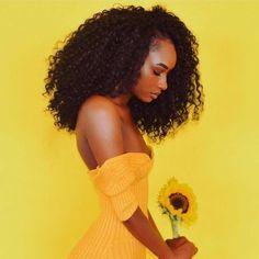 Slay or nay Makeup On Fleek, Hair Makeup, Hair Laid, Dark Skin, Black Hair, Cool Hairstyles, Latest Trends, Wigs, Instagram