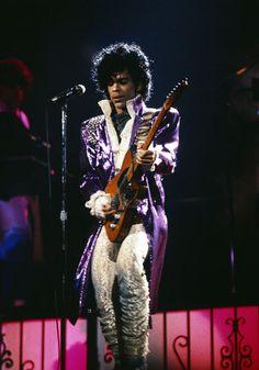 Prince ~ Purple Rain Era