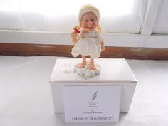 Richard Simmons Reminder Angel Goebel Figurine + COA Remember Keep Smiling