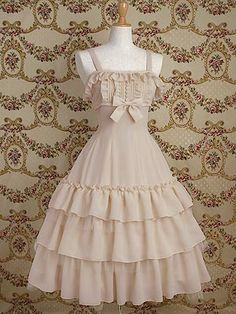 MM Copine Georgette Dress