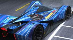 CONCEPT RACE CARS