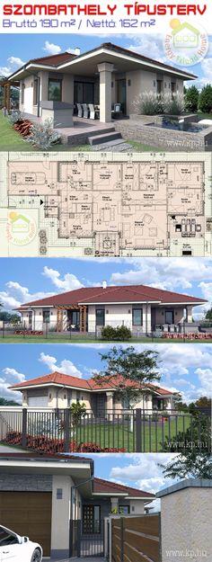 Szombathely családi ház típusterv 2-3 gyermekes családoknak biztosít ideális otthont. A családi házat 2016. májusában kezdjük el építeni Szombathelyen, mely várhatóan 100 nap alatt átadásra kerül a…