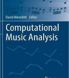 Computational Music Analysis PDF