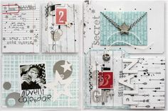 2013 December Daily by all-that-scrapbooking at @studio_calico