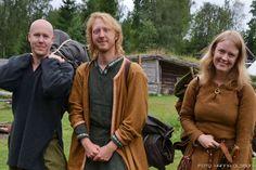 Vikings, Sweden, Berghem