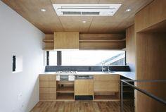 Casa Nido, Nagoya, Japón - Apollo Architects and Associates - © Masao Nishikawa