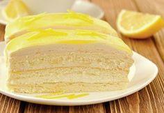 Rețetă pentru Alba-ca-Zăpada: delicioasa și cremoasa prăjitură tradițională de Crăciun Vanilla Cake, Orice, Desserts, Recipes, Food, Tailgate Desserts, Deserts, Eten, Postres