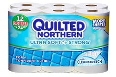 Image result for quilted northern double roll