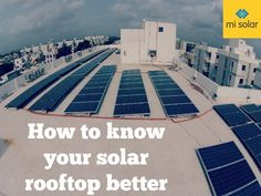 Solar web monitoring figures out the generation capacity of a rooftop solar system. Learn how to use it to improve your savings and reduce pay back period.