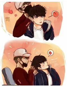 An amazing fanart. Cr to owner. ♡