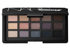 """NARSissist Eyeshadow Palette from Editors' Obsessions  """"This stunning palette is packed with the prettiest shadows to create any look imaginable. I love the sleek packaging and the range of gorgeous colors that blend beautifully from day to night.""""—Jennifer"""