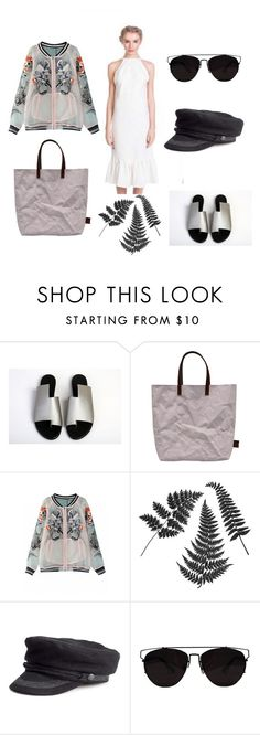 A fashion look from June 2016 featuring white jacket, summer sandals and white purse. Browse and shop related looks. Shoe Bag, Polyvore, Bags, Clothes, Shopping, Collection, Shoes, Design, Women