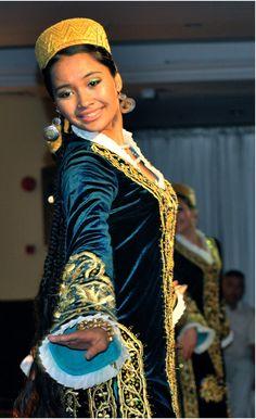 uzbekistan dance